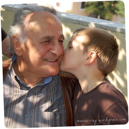 con nonno