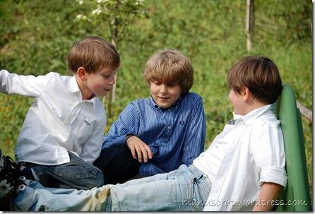 Franci, Ottaviano e Andrea