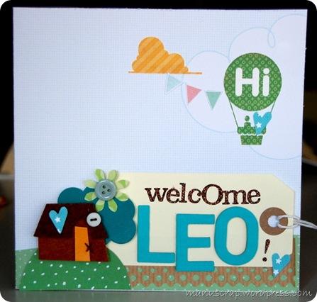 Welcome LEO!
