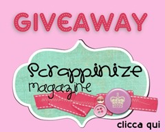 giveaway scrappinize