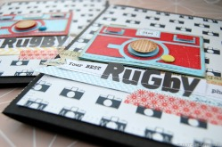 Minialbum rugby