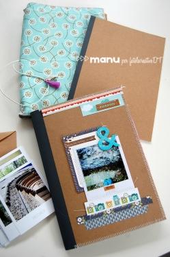 Maxi-dori con minialbum vacanze