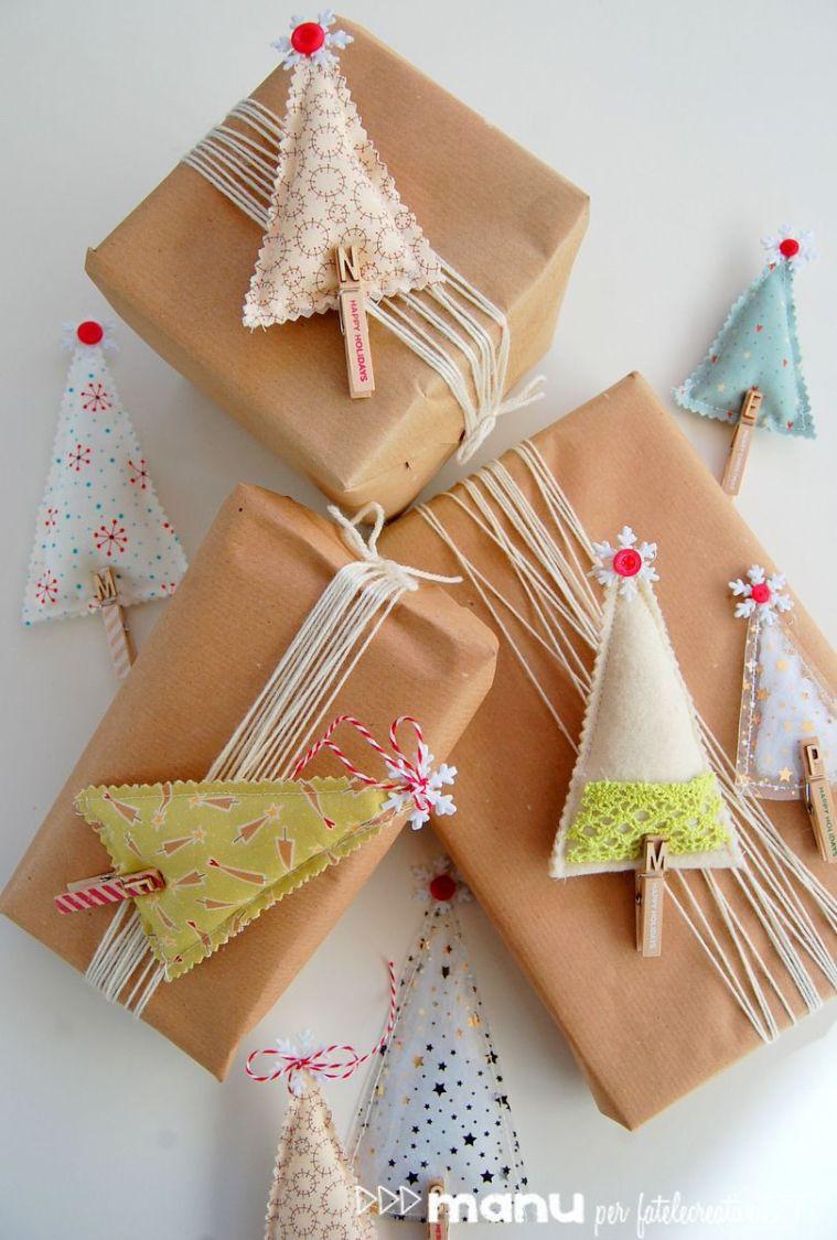 Alberelli per pacchetti